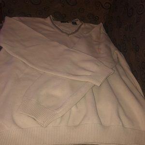 Van Heusen, Men, Vneck sweater, XL